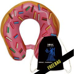 Buy ONE Travel Pillow get ONE Drawstring Bag FREE