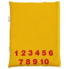 Number Pillow cum book