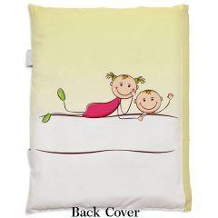 Rhymes Pillow cum book