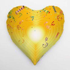 Heart Cushion Cover