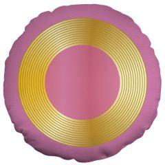 Round Cushion Cover
