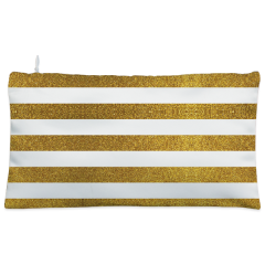 Golden glitter Cosmetic Pouch