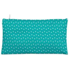 Aquamarine i love you Cosmetic Pouch