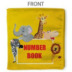 Toy Fabric Book