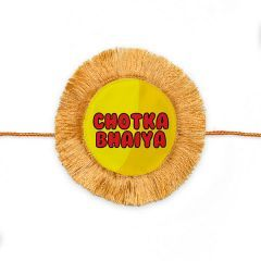 Personalised Rakhi And Earphone Pouch